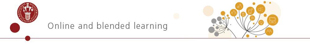 Online og Blended Learning